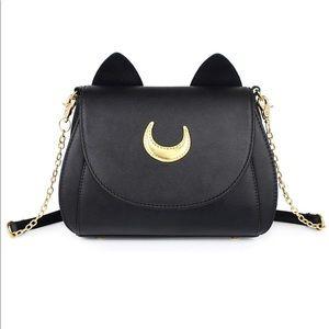 Sailor Moon 🌙 Cat Purse 🐱